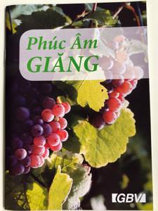 Phúc Am Giang / Vietnamese Gospel of John / Great Evangelism booklet / Gute Botschaft Verlag / GBV 62304 (9783866980907)