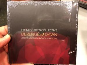 Grencsó Open Collective – Derengés = Dawn / Compositions By György Szabados / Slam Productions 2x Audio CD 2015 / SLAMCD 565