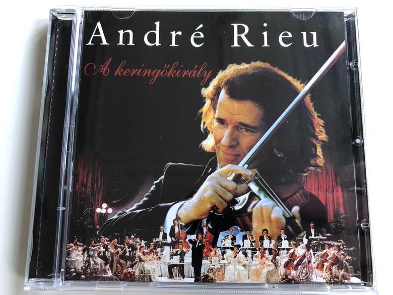 André Rieu – A keringokiraly / Philips Audio CD 1998 / 522 933-2