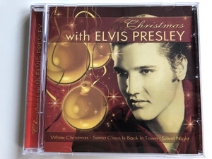 Christmas With Elvis Presley / White Christmas, Santa Claus Is Back In Town, Silent Night / LMM Audio CD 2008 / 1396942