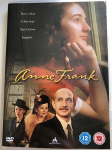 Anne Frank - The Whole Story DVD 2001 / Directed by Robert Dornhelm / Starring: Ben Kingsley, Brenda Blethyn, Lili Taylor, Hannah Taylor-Gordon (5017188811804)