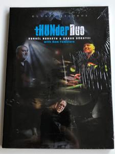 Thunder Duo DVD 2011 Kornél Horváth & Gábor Dörnyei with Dom Famularo / Directed by Hunka Róbert Zoltán / Hunnia Records (5999883042595)
