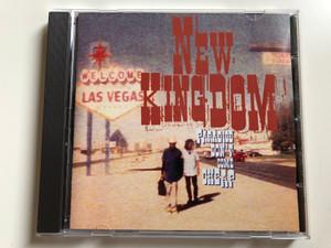 New Kingdom – Paradise Don't Come Cheap / Island Records Audio CD 1996 / 524 199-2