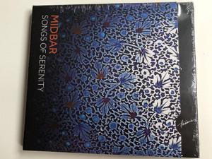 Midbar - Songs Of Serenity / Hunnia Records Audio CD 2010 / HRCD 1012