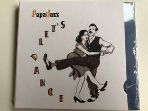 Papajazz - Let's Dance / Hunnia Records ‎Audio CD 2017 / HRCD1729