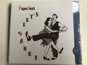 Papajazz - Let's Dance / Hunnia Records Audio CD 2017 / HRCD1729