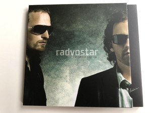 Radyostar - without seeing / Hunnia Records Audio CD 2008 / HRCD 803
