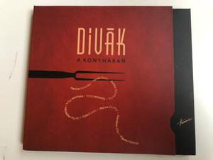Dívák A Konyhában / Hunnia Records & Film Production Audio CD 2010 / HRCD 1009