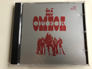 Élő Omega / Hungaroton Audio CD 1992 / HCD 37627