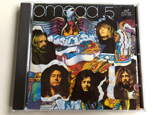 Omega 5 / Hungaroton Audio CD 1992 / HCD 37628
