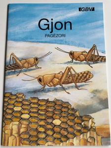 Gjon Pagezori by Carine Mackenzie / Albanian edition of John the Baptist / Gute Botschaft Verlag 1999 / GBV 14811 / Paperback (GBV 14811)