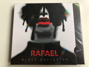 Rafael - Black Butterfly / Hunnia Records Audio CD 2019 / HRCD1906