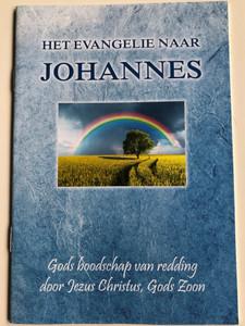 Het Evangelie Naar Johannes - Dutch Gospel of John / Evangelie-Lektuur / Soul winning booklet / Gods hoodschap van redding door Jezus Christus, Gods Zoon (9789059072103)