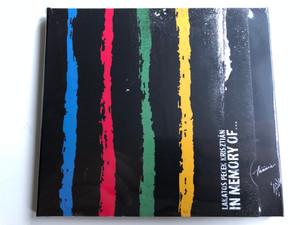 Lakatos Pecek Krisztián – In Memory Of ... / Hunnia Records & Film Production Audio CD 2012 / HRCD 1203