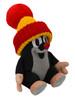 Krtek - The Little mole with Red Cap - plush toy / Krteček - Krtek 20cm sedící červ. kulich / Age 0+ / The Most favourite Czech animated character / Der kleine Maulwurf 20cm / Kisvakond 48902H (8590121501774)