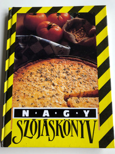 Nagy Szójáskönyv by Képes Ilona / Laude Kiadó 1991 / Hardcover / The Great Soy Book - Hungarian recipes with soy (9637830146)