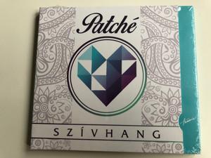 Patche - Szivhang / Hunnia Records & Film Production Audio CD 2016 / HRCD1611