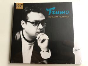 Tzumo - Hungarian Folk Songs / Hunnia Records & Film Production Audio CD 2016 / HRCD1600