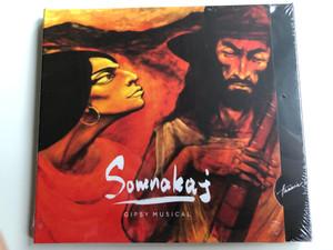 Somnakaj - Gipsy Musical / Hunnia Records & Film Production Audio CD 2014 / HRCD 1413