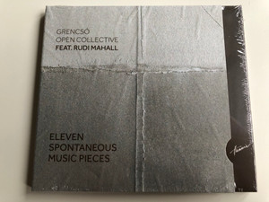 Grencsó Open Collective Feat. Rudi Mahall – Eleven Spontaneous Music Pieces / Hunnia Records & Film Production Audio CD 2014 / HRCD 1403