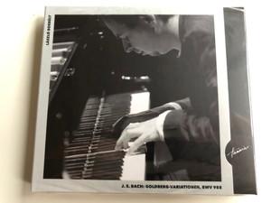 Laszlo Borbely - J. S. Bach: Goldberg-Variationen / Hunnia Records & Film Production 2x Audio CD / HRCD1914