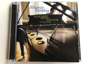 Murray Perahia - Schubert: Piano Sonatas D.958, 959, 960 / Sony Classical 2x Audio CD 2003 / S2K 87706