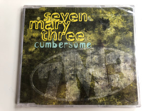 Seven Mary Three ‎– Cumbersome / Atlantic Audio CD 1995 / A5688CD