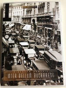 Inter-Bellum Bucharest - Discover Romania / Interactive CD ROM 2000 / English & French Version / Noi Media Print / General editor Valeriu Cimpoeru (9738579554)