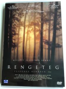 Rengeteg DVD 2003 Forest / Directed by Fliegauf Benedek / Starring: Rita Braun, Barbara Csonka, Laszlo Cziffer, Gábor Dióssy, Bálint Kenyeres, Edit Lipcsei (5996357342328)