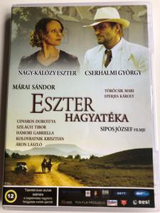 Eszter Hagyatéka DVD 2008 Eszter's Inheritance / Directed by Sipos József / Starring: Törőcsik Mari, Nagy-Kalózy Eszter, Cserhalmi György, Eperjes Károly (5998133188632)
