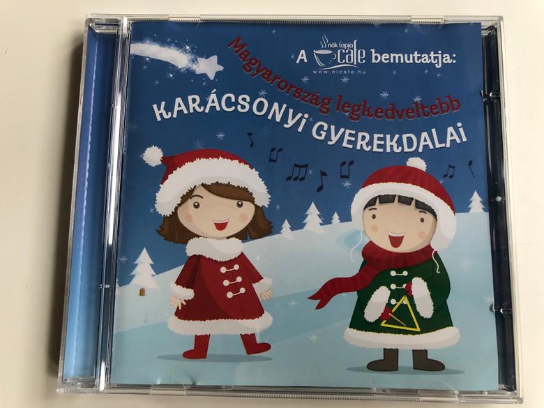 Magyarorszag legkedveltebb - Karacsonyi Gyerekdalai - Classic Christmas Songs Sang by Hungarian Children in Hungarian / Universal Music Audio CD 2011 / 2787063