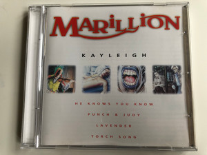 Marillion ‎– Kayleigh / He Knows You Know, Punch & Judy, Lavender, Torch Song / Disky ‎Audio CD 1996 / DC 867182