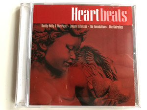 Heartbeats / Buddy Holly & The Picks, Johnny Tillotson, The Foundations, The Shirelles / Forever Gold ‎Audio CD 2001 / FG150