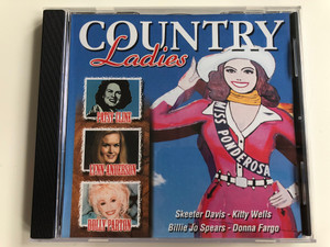 Country Ladies / Skeeter Davis, Kitty Wells, Billie Jo Spears, Donna Fargo / Forever Gold ‎Audio CD 2001 / FG157