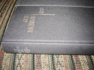 German Bible for the Family / Sparkly Gray Linenbound Luxury Cover, with Gray edges and protective box / Gute Nachticht Bibel