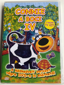 Connie a Boci IV DVD 2001 Connie the Cow IV / Directed by Joseph L. Viciana, Josep Roig Boada / Spanish children's television series (8592440000402)