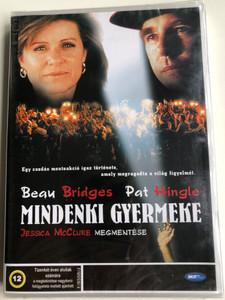 Rescue of Jessica McClure DVD 1989 Mindenki Gyermeke - Jessica McClure Megmentése / Directed by Mel Damski / Starring: Beau Bridges, Pat Hingle (5998133146731)