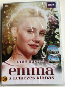 Emma by Jane Austen 2xDVD / BBC mini-series / Directed by Jim O'Hanlon / Starring: Romola Garai, Jonny Lee Miller, Michael Gambon, Tamsin Greig (5996473015076)