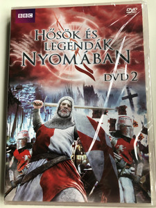 In search of Myths and Heroes Disc 2 DVD 2005 Hősök és Legendák nyomában DVD 2 / Documentary / Directed by Jeremy Jeffs, Sean Smith / Narrated by Michael Wood (5996473006517)