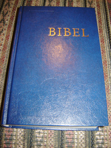 Bible in Frisian / FRIES BIBEL / Handbijbel in Friese Vertling / 4th druk / Nije Fryske Bibeloersetting