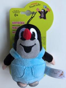 Krtek - Little Mole 12cm in trousers / Kleine Maulwurf in Hosen - Kisvakond nadrágban / Krteček 12 cm kalhotkách / 49910Z / Ages 0+ (8590121499101)