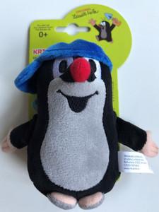 Krtek Little mole blue baseball cap 12cm / Kisvakond kék baseball-sapkás / Maulwurf mit Kappe blau 12 cm / Krteček kšiltovkou modr. / Ages 0+ / 49902E (8590121505208)