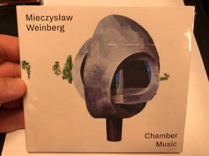 Mieczyslaw Weinberg - Chamber Music / Anagram Audio CD / 5905279759053