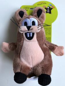 Zajic - 17 cm (Krtek) - Hare (Little Mole) 17 cm plush toy / Hase (Maulwurf) / Kisvakond - Nyúl / Age 0+ / 49907Z (8590121499071)