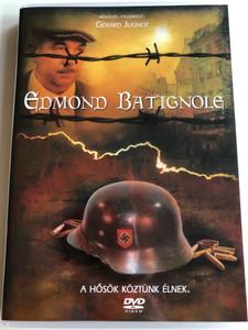 Monsiuer Batignole DVD 2002 Edmond Batignole / Directed by Gérard Jugnot / Starring: Gérard Jugnot, Jules Sitruk, Alexia Portal (5999882843643)