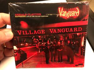 Gerald Clayton – Happening: Live At The Village Vanguard / Blue Note Audio CD 2020 / 00602508926020