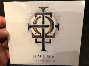 Omega – Testamentum / GrundRecords Audio CD 2020 / GR174