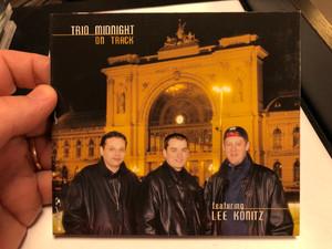 Trio Midnight – On Track - Featuring Lee Konitz / Wellington Kommunikáció Audio CD / WELL CD 2000