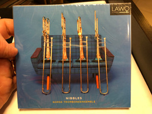 Nibbles - Norsk Tromboneensemble / Lawo Classics Audio CD 2020 Stereo / LWC1194
