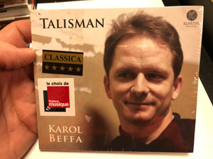 Talisman - Karol Beffa / Klarthe Audio CD 2020 / 5051083154932